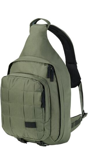Jack Wolfskin TRT 10 Shoulder Bag woodland green